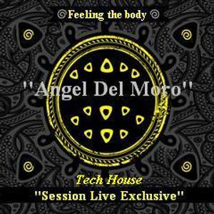 Angel Del Moro-Feeling The Body-Session Live Exclusive