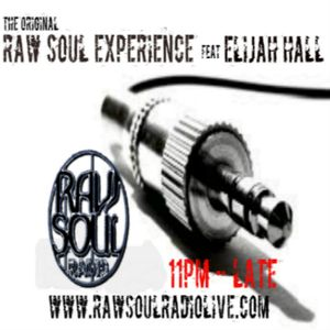 THE RAW SOUL EXPERIENCE 16TH SEPT 11- 2AM
