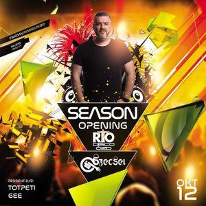2019.10.12. - GRAND OPENING - RIO Disco, Ózd - Saturday