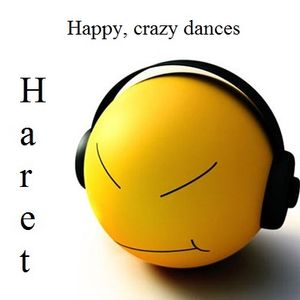 happy, crazy dances