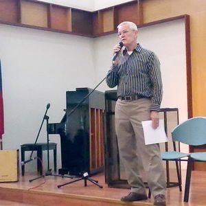 Forgiveness - Rev. Russel Simons