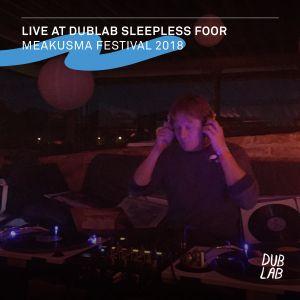 Tommy Denys at dublab Sleepless Floor (Meakusma Festival 2018)