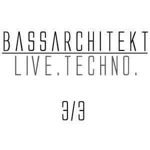 #7 Livemix - Live. Techno.