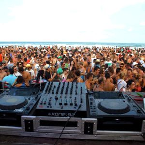 Serg.io @ SOUNDGLASSES BEACH SESSIONS FEST 14/07/2012