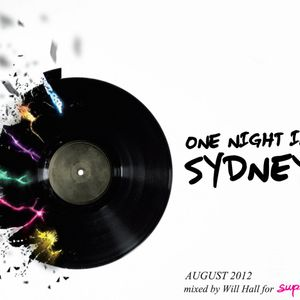 Supre August 2012 - In Store Mix CD