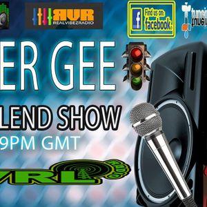 DJ BREWSTER GEE THE MIX N BLEND SHOW [24-3-2016]