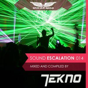 TEKNO pres. Sound Escalation Podcast 014 with Jo Maddox