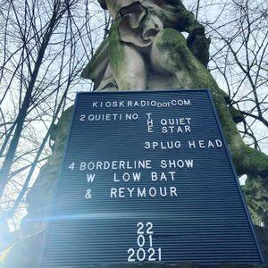 Reymour @ Kiosk Radio 22.01.202