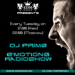 DJ Prime – E'Motions 023 (GLOBAL GATHERING PRESENT #4)