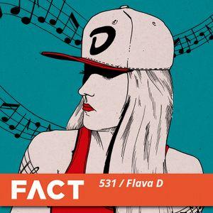 FACT mix 531 - Flava D (Jan '16)