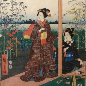 #21 Berättelsen om Genji