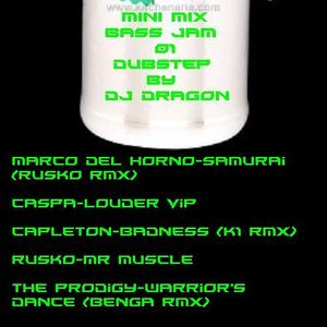 bass jam mini mix 01 by dragon