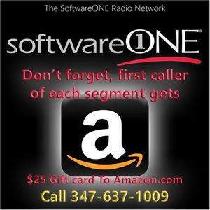 Tech Talk on the SoftwareONE Radio Network - The Cloud Enabled Future with Intel