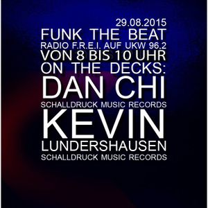 Kevin Lundershausen 29.08.2015 at Radio F.R.E.I.