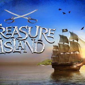 Audio Air Force presents - Treasure Island