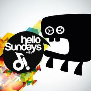Numbred - Live @ Hello Sundays (2011 04 17)  - The First Show