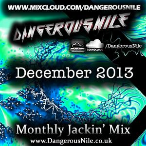 DangerousNile - 30 Min Jackin' House Mix December 2013