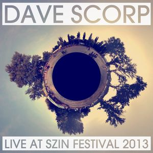 Dave Scorp - Live @ SZIN Festival 2013