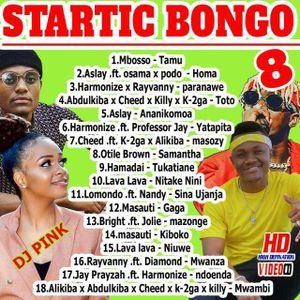 Dj Pink The Baddest - Startic Bongo Mixtape Vol 8 (Pink Djz