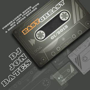 funk is never easy - set by dj jon bates -- jan 2013