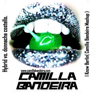 Hybrid vs. donnacha costello - I Know Berlin( Camila Bandeira Mashup ) Tech House