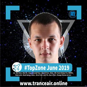 Alex NEGNIY - Trance Air - #TOPZone of JUNE 2019 [English vers.]