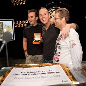 RadioRing 2006 - De complete uitreiking van de eerste Gouden RadioRing (AVRO Radio 2)
