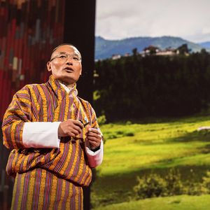 This country isn't just carbon neutral -- it's carbon negative | Tshering Tobgay