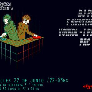25th Chapter Of 808Nights! @ El Gallo (sound by Pac Os X)