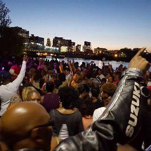 Omar Abdallah @ The Riverfront Oct. 2015