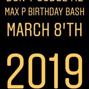 MAX P BIRTHDAY MIX
