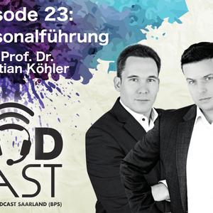 BPS Episode 23: Personalführung mit Prof. Dr. Christian Köhler