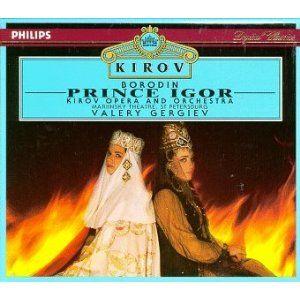 "3x02: Opera Sunday - RMF Classic - ""Prince Igor"" (Mikhail Kit, Olga Borodina, Galina Gorchakova)"