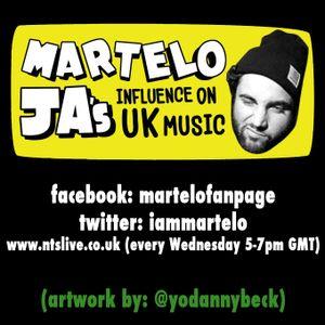 Martelo presents: 50 Years of JA influence on UK music
