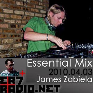 James Zabiela - BBC Essential Mix (2010-04-03)