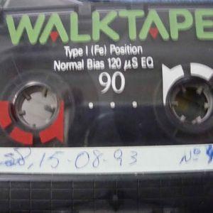 Nova Fm - Garage 70 - Progama N-4 .. 15-08-1993