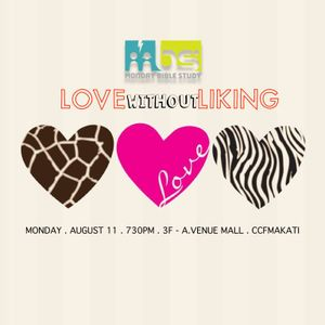 20140811   MBS   Love without Liking - Ickhoy De Leon