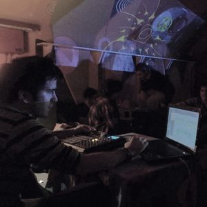 Bahir live @ Plug & Lay 15-10-2010