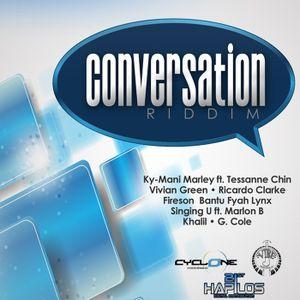 Conversation Riddim Full Mix (Avril 2012) - Selecta Fazah K.