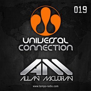 Universal Connection 019 Allan McLuhan