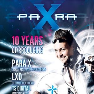 Para X 10 Years of producing anniversary special