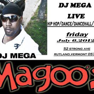DJ MEGA LIVE AT MAGOO BAR - HIP HOP/POP/AND MORE