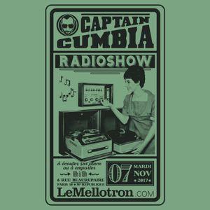 Captain Cumbia Radio Show # 38