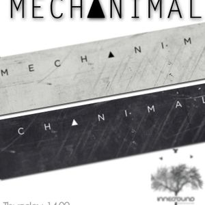 losingcontrol present mechanimal @innersoundradio.com 14/2/2013