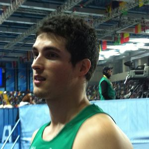 World Indoors Istanbul 2012 - Ben Reynolds 60hSF
