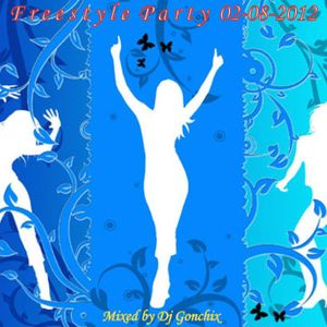 Freestyle Party 02-08-2012