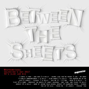 Supreme The DJ - Between The Sheets (Valentine's Day 2017 90s R&B Slow Jam Mix)