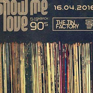 Show Me Love Mix - DJ COSTA®