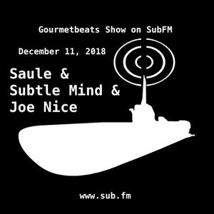GourmetBeats SubFM Dec 2018