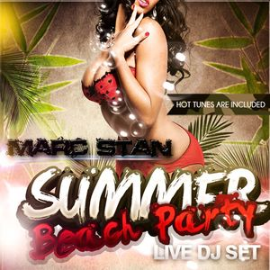SUMMER PARTY Live MIX AVG 2015